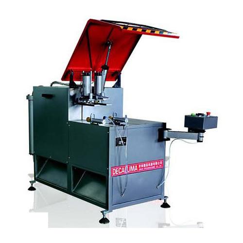 效单头切割锯 济南德高机器有限公司 设备 中国门窗 配套材料网 -铝图片